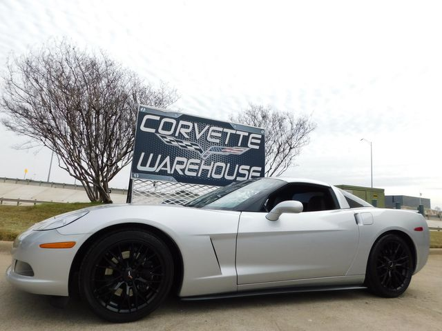 2010 Chevrolet Corvette Coupe Auto, CD Player, Black Z06 Wheels, Only 46k