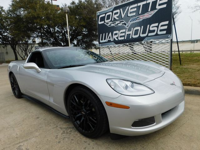 2010 Chevrolet Corvette Coupe Auto, CD Player, Black Z06 Wheels, Only 46k in Dallas, Texas 75220