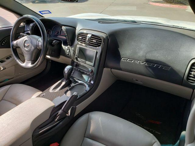 2010 Chevrolet Corvette Coupe 3LT, NAV, Auto, Chrome Wheels, Nice in Dallas, Texas 75220