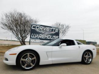 2010 Chevrolet Corvette Coupe 4LT, F55, NAV, Auto, Chrome Wheels Only 69k in Dallas, Texas 75220