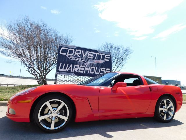 2010 Chevrolet Corvette Coupe Auto, CD Player, Chrome Wheels, Only 34k
