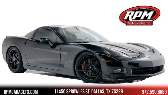 2010 Chevrolet Corvette Cammed with Many Upgrades