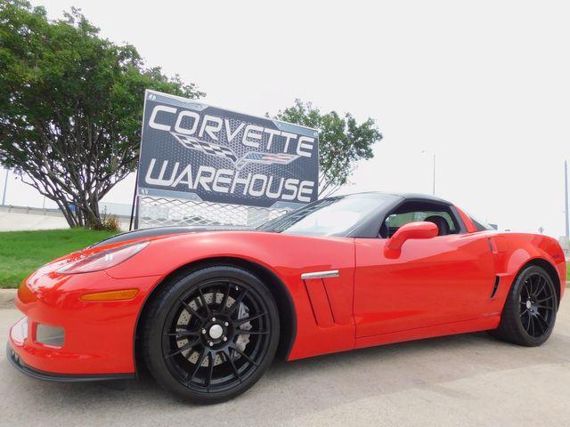 2010 Chevrolet Corvette Z16 Grand Sport Callaway SC606 Pkg, 3LT, Auto, 12k