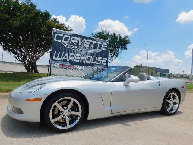 2010 Chevrolet Corvette Convertible 3LT, F55, NAV, Auto, C7 Chromes 66k