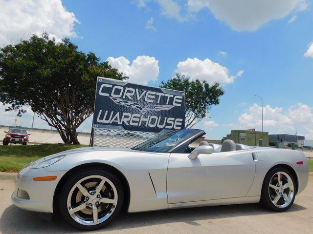 2010 Chevrolet Corvette Convertible 3LT, F55, NAV, Auto, C7 Chromes 66k in Dallas, Texas 75220