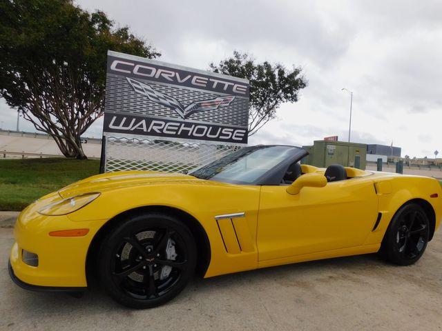 2010 Chevrolet Corvette Z16 Grand Sport 3LT, NPP, Auto, Black Wheels 29k in Dallas, Texas 75220