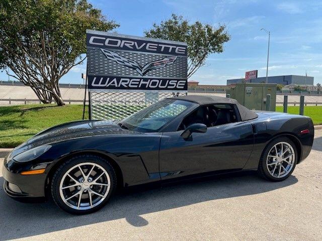 2010 Chevrolet Corvette Convertible 3LT, NAV, NPP, Auto, Chromes, 75k in Dallas, Texas 75220