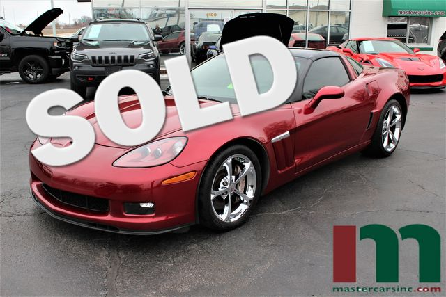 2010 Chevrolet Corvette Z16 Grand Sport w/3LT | Granite City, Illinois | MasterCars Company Inc. in Granite City Illinois