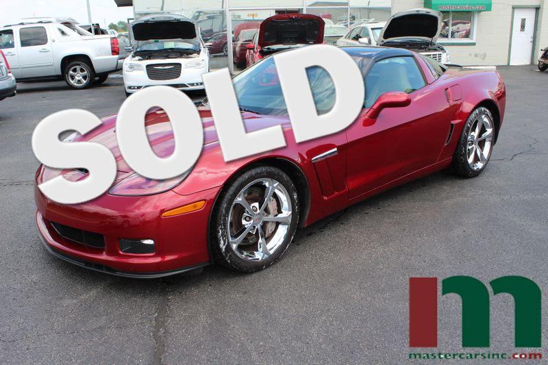 2010 Chevrolet Corvette Z16 Grand Sport w/3LT | Granite City, Illinois | MasterCars Company Inc. in Granite City Illinois
