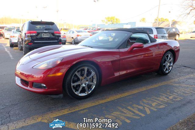 2010 Chevrolet Corvette w/3LT in Memphis, Tennessee 38115