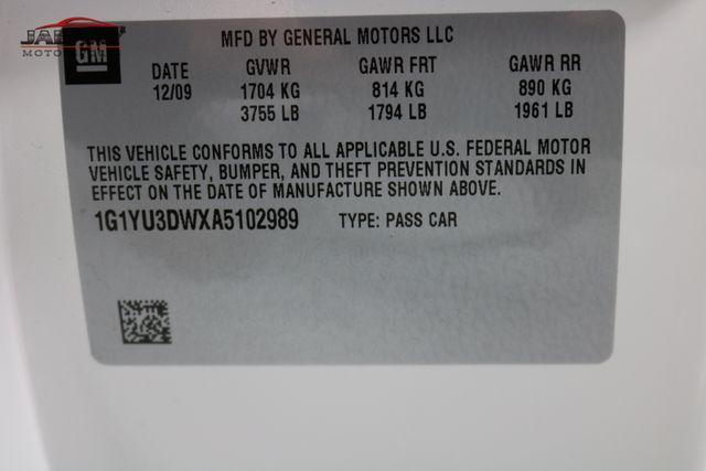 2010 Chevrolet Corvette Z16 Grand Sport Merrillville, Indiana 45