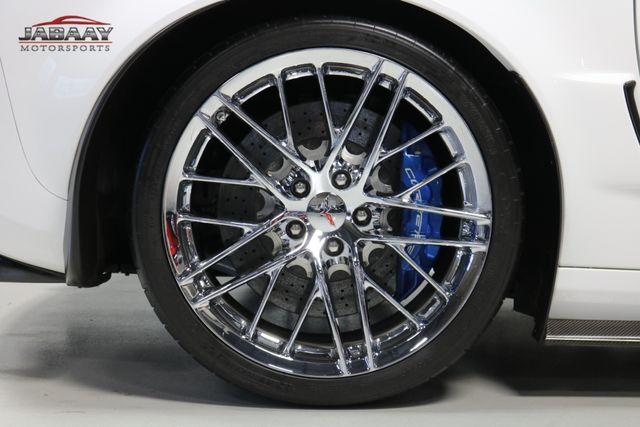 2010 Chevrolet Corvette ZR1 w/3ZR Merrillville, Indiana 49
