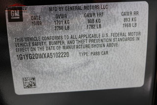 2010 Chevrolet Corvette w/3LT Merrillville, Indiana 49