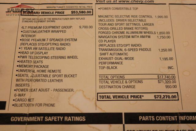 2010 Chevrolet Corvette w/4LT Merrillville, Indiana 54