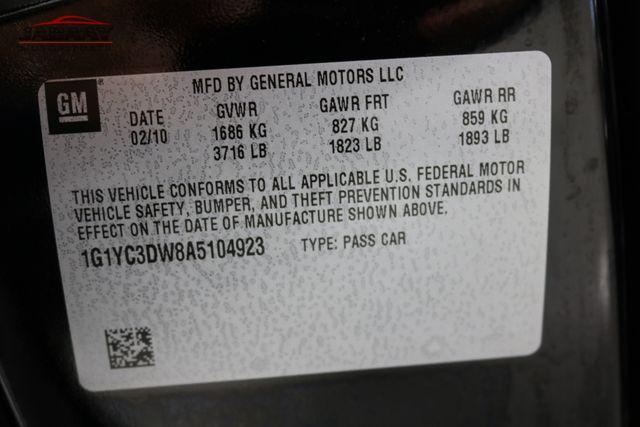 2010 Chevrolet Corvette w/3LT Merrillville, Indiana 50