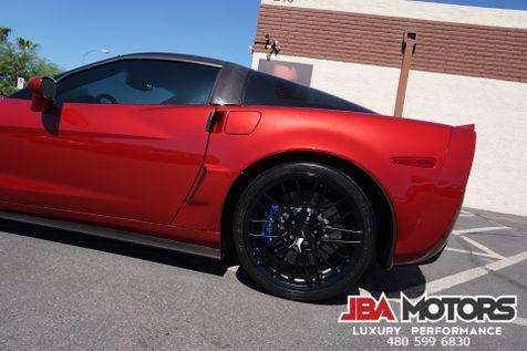 2010 Chevrolet Corvette ZR1 w/3ZR Supercharged V8 - HUGE $121k MSRP | MESA, AZ | JBA MOTORS in MESA, AZ