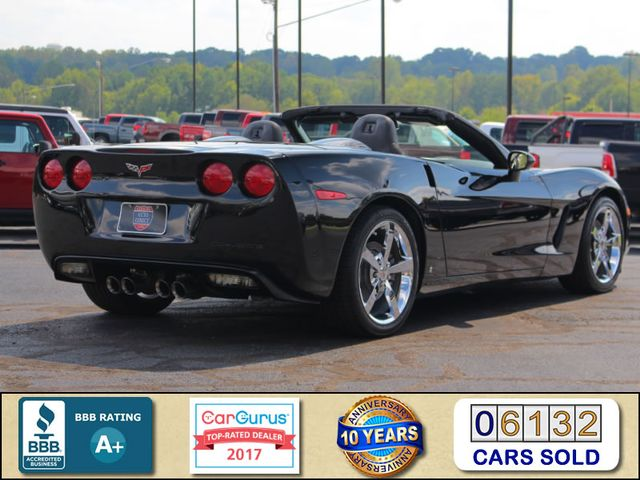 2010 Chevrolet Corvette w/2LT - PERFORMANCE EXHAUST - CHROME WHEELS! Mooresville , NC 2