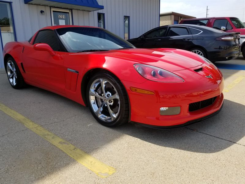 2010 Chevrolet Corvette Grand Sport NAV 35K Miles 3LT in Rowlett, Texas
