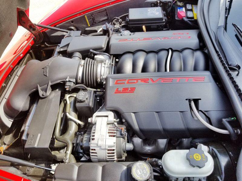 2010 Chevrolet Corvette Grand Sport NAV 35K Miles 3LT in Rowlett, Texas