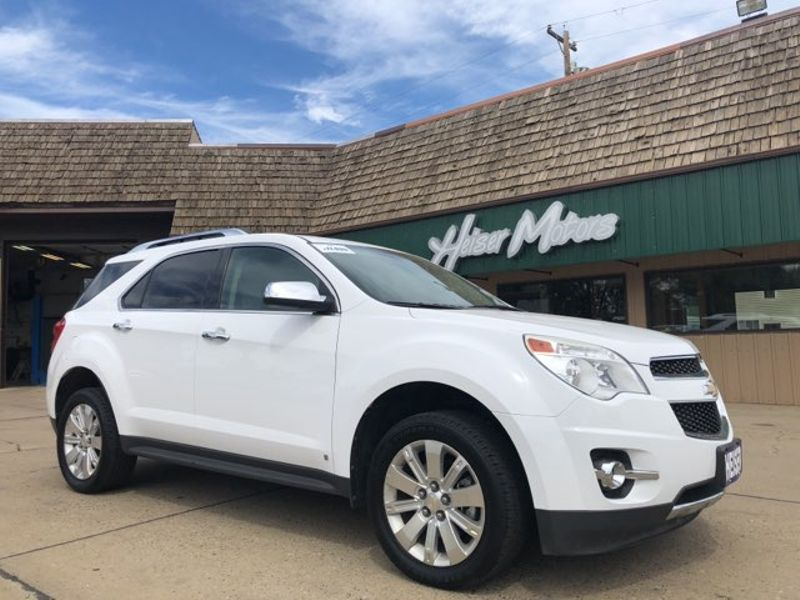 Used 2010 Chevrolet Equinox LT W/2LT
