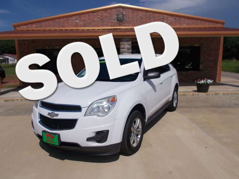 2010 Chevrolet Equinox LS | Gilmer, TX | Win Auto Center, LLC in Gilmer TX
