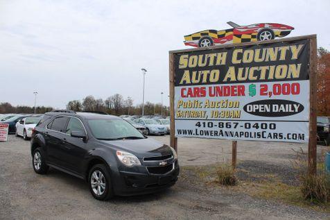 2010 Chevrolet Equinox LT w/1LT in Harwood, MD