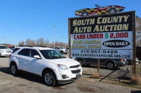 2010 Chevrolet Equinox LT w/1LT in Harwood, MD