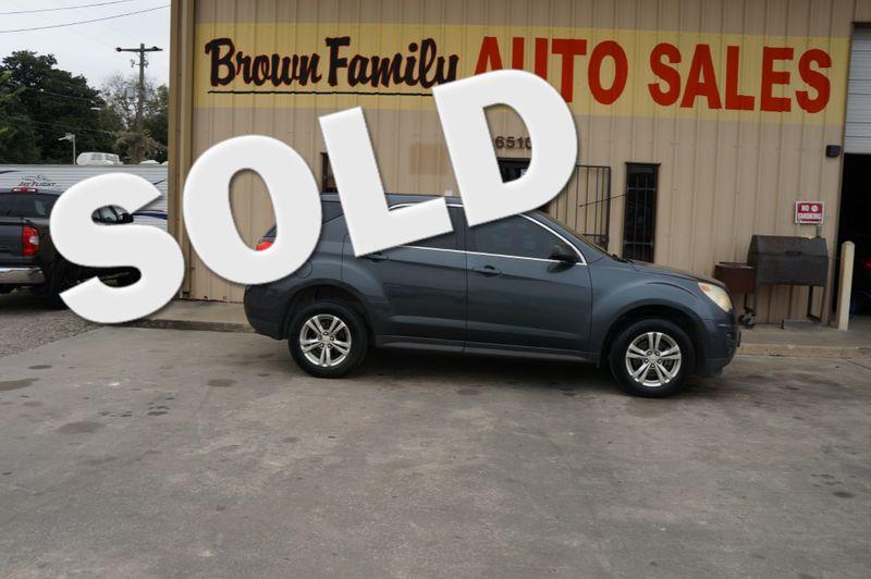 2010 Chevrolet Equinox LS | Houston, TX | Brown Family Auto Sales in Houston TX