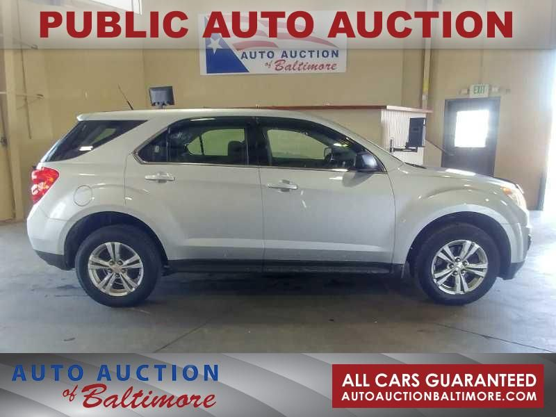 2010 Chevrolet Equinox LS | JOPPA, MD | Auto Auction of Baltimore  in JOPPA MD