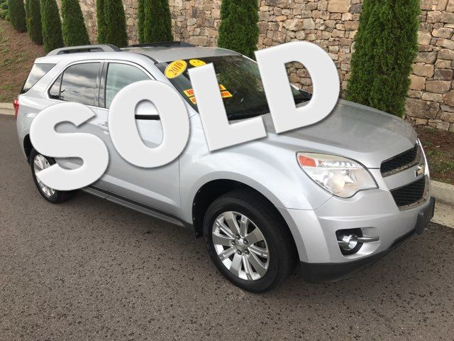 2010 Chevrolet Equinox LT Knoxville, Tennessee