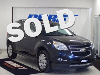 2010 Chevrolet Equinox LTZ Lincoln, Nebraska