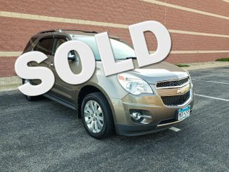 2010 Chevrolet Equinox LTZ HAIL SALE Maple Grove, Minnesota