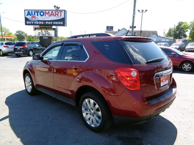 2010 Chevrolet Equinox LT w/2LT in Nashville, Tennessee 37211