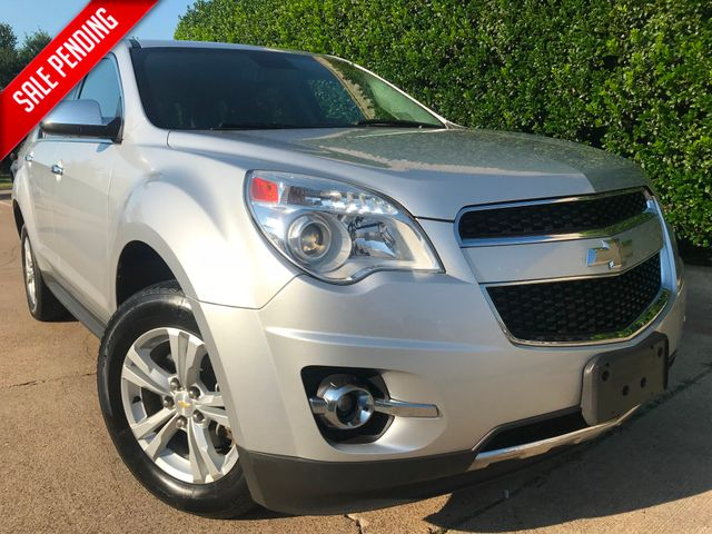 2010 Chevrolet Equinox LTZ w/Leather, Heated Seats, Pioneer in Plano Texas, 75074