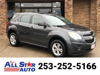 2010 Chevrolet Equinox LS in Puyallup Washington, 98371