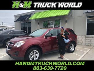 2010 Chevrolet Equinox LS in Rock Hill SC, 29730