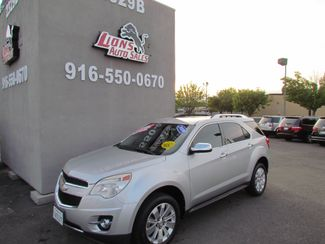 2010 Chevrolet Equinox LT w/2LT in Sacramento CA, 95825