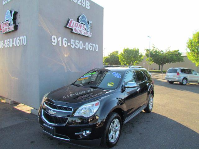 2010 Chevrolet Equinox LTZ in Sacramento, CA 95825