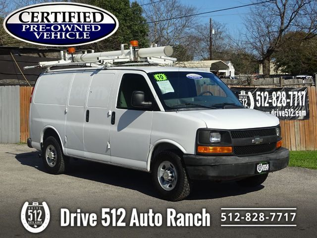 2010 Chevrolet Express Cargo Van READY TO WORK