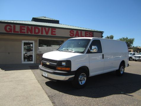 2010 Chevrolet Express Cargo Van Base in Glendive, MT