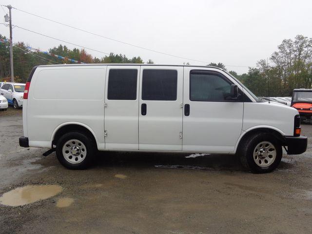 2010 Chevrolet Express Cargo Van Hoosick Falls, New York 2