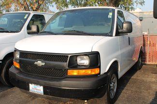 2010 Chevrolet Express Cargo Van in San Jose CA, 95110