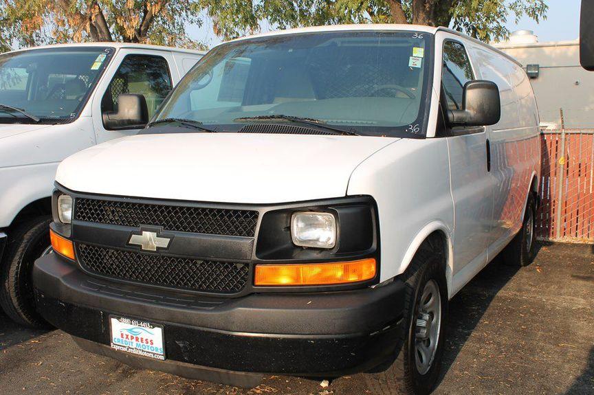 2010 Chevrolet Express Cargo Van San Jose Ca Express Credit Motors