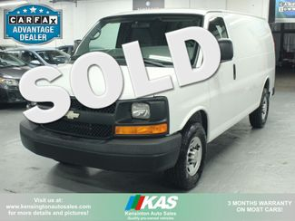 2010 Chevrolet Express  2500 Cargo Van Kensington, Maryland 0