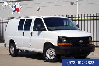 2010 Chevrolet G2500 Cargo Van Express in Plano Texas, 75093