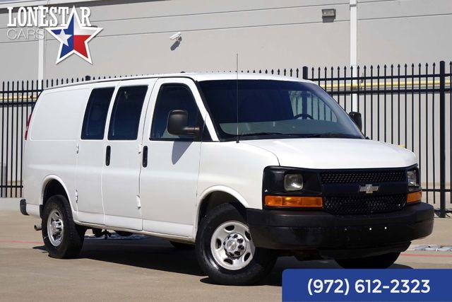 2010 Chevrolet G2500 Cargo Van Express