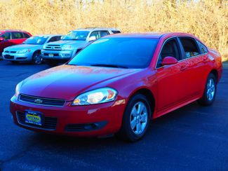 2010 Chevrolet Impala LT | Champaign, Illinois | The Auto Mall of Champaign in Champaign Illinois