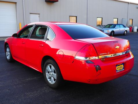 2010 Chevrolet Impala LT | Champaign, Illinois | The Auto Mall of Champaign in Champaign, Illinois