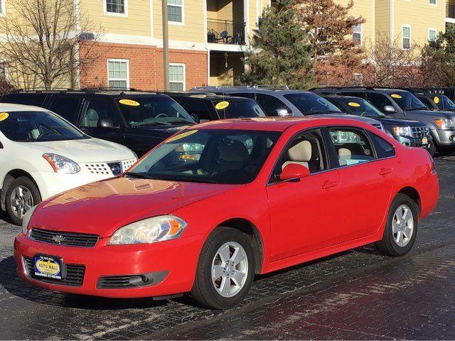 2010 Chevrolet Impala LT   Champaign, Illinois   The Auto Mall of Champaign in Champaign Illinois