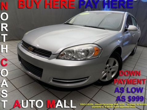 2010 Chevrolet Impala LS As low as $999 DOWN in Cleveland, Ohio